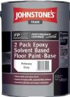 Johnstone's 2 Pk Epoxy Solvent-based Floor Paint 4 Litres
